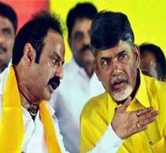 Babu Not Happy With Balayya?