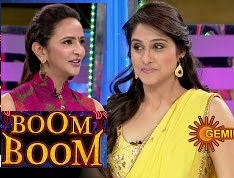 Lakshmi Manchu's Boom Boom E40 – 6th Feb with Regina Cassandra