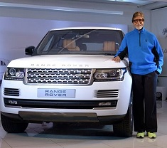 Megastar Poses With The New Beast