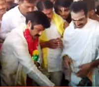 Ayutha Chandi Yagam Started In Ananthapur | MLA Bala Krishna Performed Special Pooja