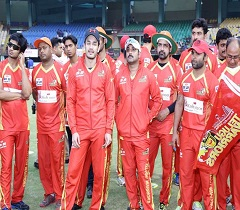 Telugu Warriors, the champions of CCL 6