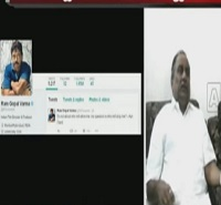 RGV lashes Pawan Kalyan In Twitter Over Tuni incident