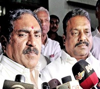 Errabelli and Prakash Goud suspended from TDP