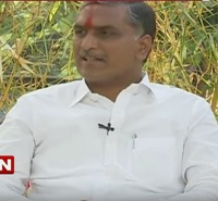 Exclusive interview with TRS Minister Harish Rao