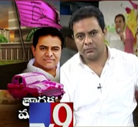 KTR shares GHMC Success Mantra ! – Interview