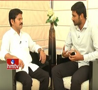 Revanth Reddy Exclusive Interview | TDLPs Merger with TRS | Satires and Counter on TRS