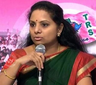 People Want KTR To Be KCR's Political Heir: Kavitha