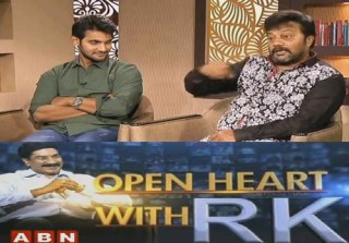 Hero Sai Kumar , Adhi – Open Heart With RK