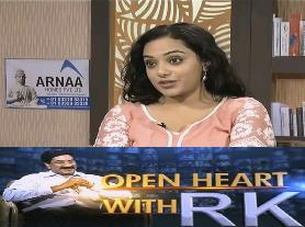 Nithya Menen About Her Entry Into Film Industry | Open Heart With RK
