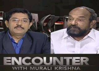Murali Krishna Encounter with TDP BC leader R Krishnaiah