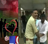 Valentines Day – High tension in Osmania University as police stops celebrations in campus
