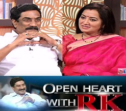 Actress Sumalatha in Open Heart With RK – 12th March