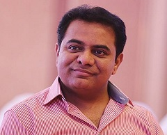Costly B'Day Wishes To KTR