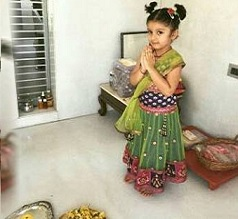 Trending: Sitara's Latest Cute Act