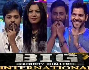 BIG Celebrity Challenge  E36 – 30th April