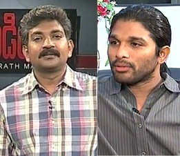 SS Rajamouli's 1st Show – Come On INDIA with Allu Arjun Body Fitness Secrets Revealed