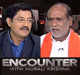 Murali Krishna Encounter with TS BJP Chief K.Laxman