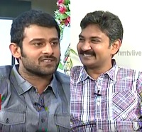 SS Rajamouli's First TV Show | Prabhas Sporting Experience and Tips