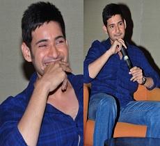 Mahesh Babu Latest Interview Photos