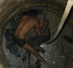 Hyderabad HC condemns death of two laborers in a Manhole