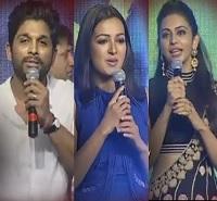Celebs Speech at A Aa Audio Launch