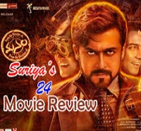 24 Movie Review – 3.25/5