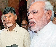 TDP All Set For A Divorce With BJP?