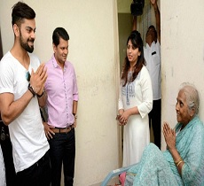 Virat Donates 50% Of His IPL Earnings