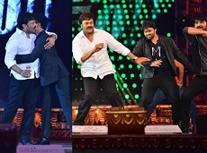 Chiranjeevi Live Dance Performance in MAA Awards – Gallery