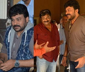 Chiranjeevi 150th Movie Shooting 1st Day Stills – Exclusive