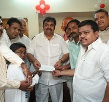 Dasari Launches Childrens Suraksha Society Photos