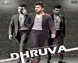 Collections: Dhruva Gets 5 Cr On Day 2