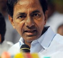 KCR Finally Found Time for Andhra