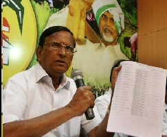 Why Is Jagan Silent, When KCR Is Troubling AP?