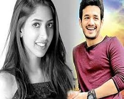 Young Hero Akhil Revealed his Love and Girlfriend !