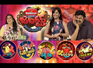 Jabardasth Katharnak Comedy Show -20th Sep