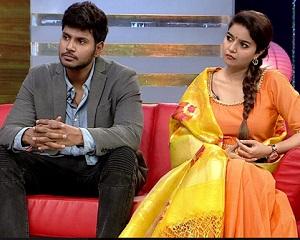 Lakshmi Manchu Memu Saitham with Actor Sandeep Kishor , Swathi – 23rd July