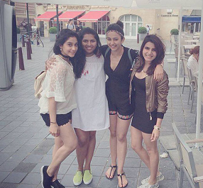 Pic Talk- Sam, Rakul, Regina Sizzle In Shorts