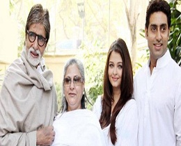 Bachchan's Family Angry with Aish?