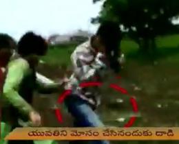 Bhumata Brigade's Trupti Desai thrashes man for cheating girlfriend