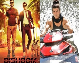 Akshay Kumar's New Look For Dishoom