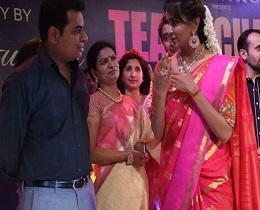Manchu Lakshmi becomes a big fan of KTR