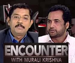 Murali Krishna Encounter with Hero Sivaji