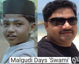 Malgudi Days 'Swami' lost and found ! – Anveshana