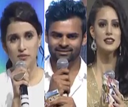 Celebs Speech @ Thikka Movie Audio Launch