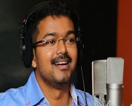 Vijay Once Again Turns Singer For His 60th Movie
