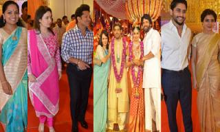 Nimmagadda Prasad Daughter Marriage Photos
