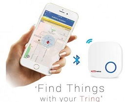 Portronics launches 'Tring': a smart key-finder cum anti-lost alarm