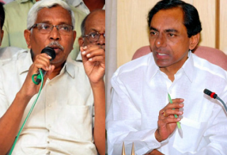 Kodandaram Announces War Against KCR
