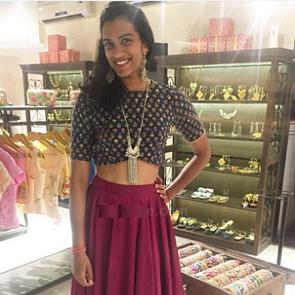 PV Sindhu Hires T'wood Stylist